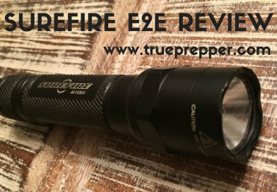 Surefire Flashlight – Executive Elite E2E Review