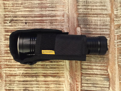 NiteCore EA8 Caveman Flashlight