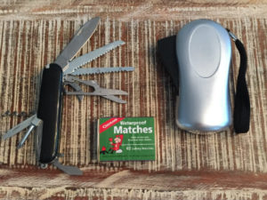 Guardian Survival Kit Tools