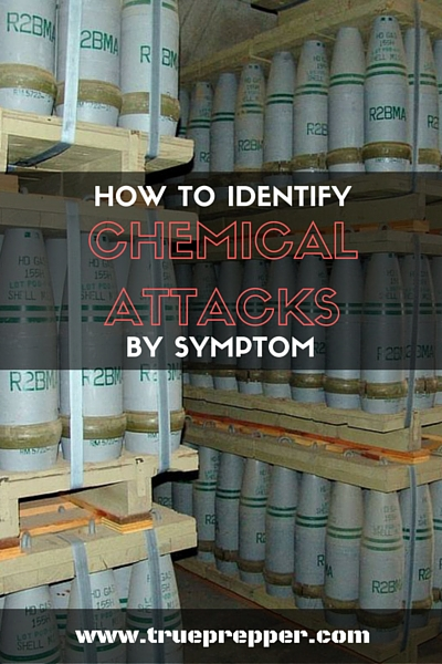 How to Identify Chemical Attacks by Symptom