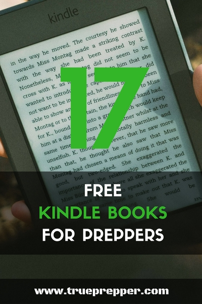 17 Free Kindle Books for Preppers