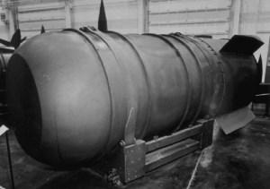 Mark 36 Nuclear Bomb