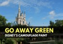 Go Away Green – Disney's Camouflage Paint