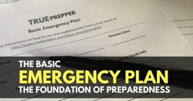 The Basic Emergency Plan – The Foundation of Preparedness