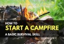 How to Start a Campfire: A Basic Survival Skill