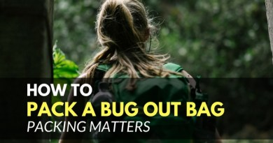 How to Pack a Bug Out Bag – Packing Matters