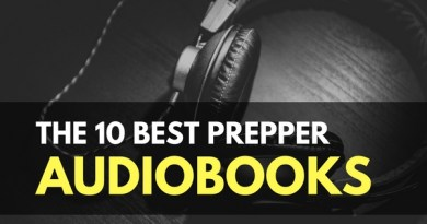 The 10 Best Prepper Audiobooks