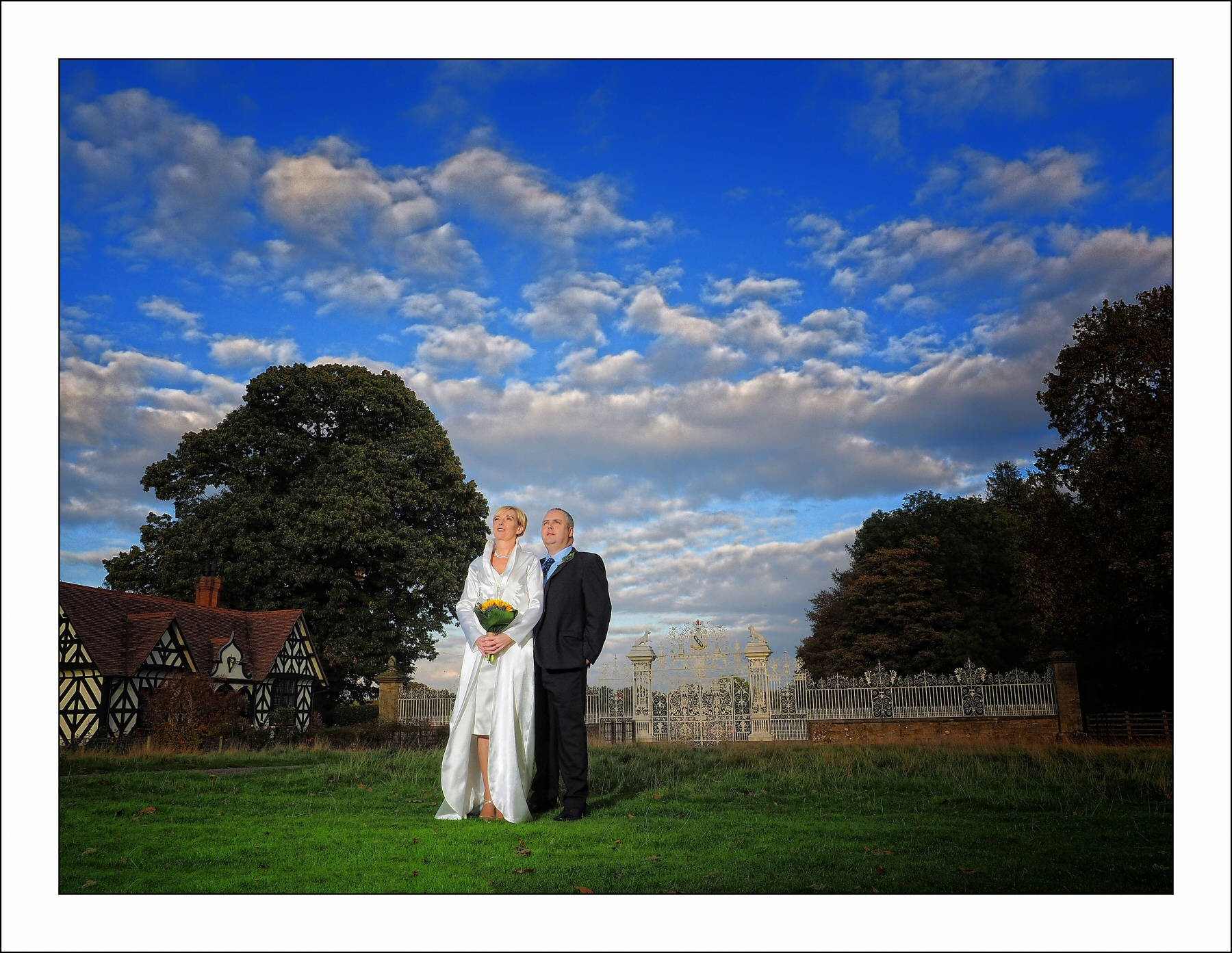 Chirk and llangollen wedding photoigraphy