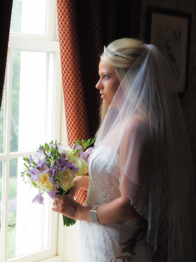 A stunning shot using natural light - another oif our signature shots