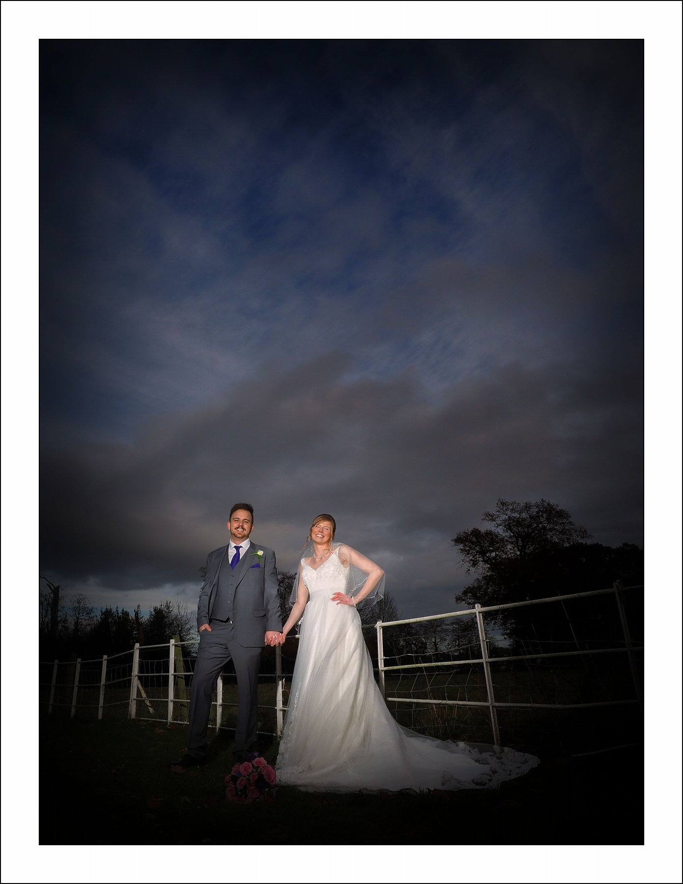 wedding photographer for wedding photography for llyndir Hall