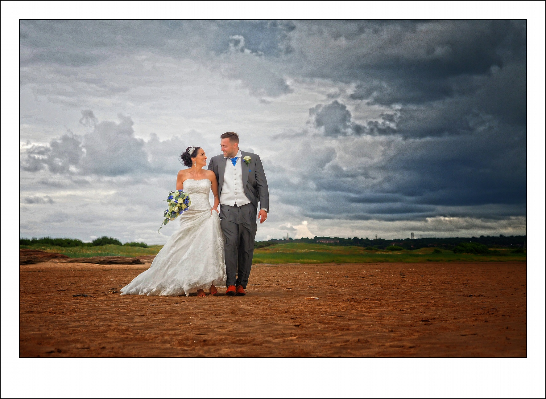 stunning hoylake wedding and portrait phjotographer