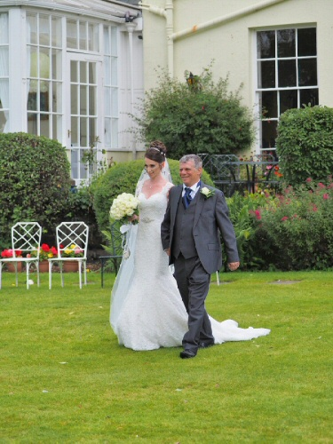 © Highfield Hall Wedding Photography by True Reflections