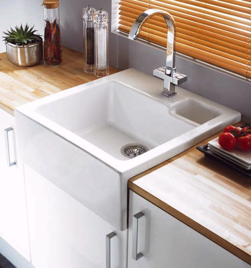ceramic kitchen sink hotels with kitchens in waikiki canterbury 1 5 bowl sit astracast a additional image