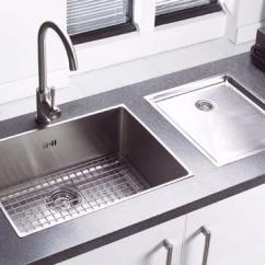 Large Kitchen Sinks Small Cabinets Onyx Bowl Flush Inset Sink Extras Astracast A Additional Image