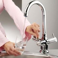 Wall Mounted Kitchen Sink Cabinet Knobs Ideas Titanium Modern Water Filter Tap (chrome). Brita ...