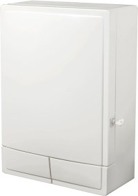 Lockable Bathroom Cabinet. 325x450x165mm. Croydex Cabinets
