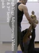 Ashtanga Yoga Adjustments Videos: 1st, 2nd & 3rd Series