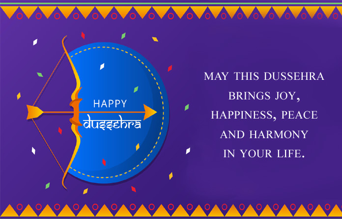 Happy Dussehra Images for Greetings Card