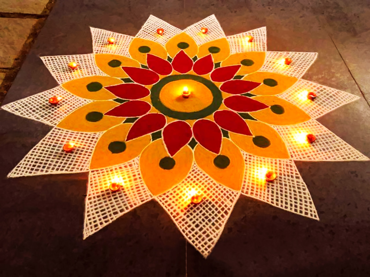 Rangoli Images For Diwali 2018 Beautiful Rangoli Designs