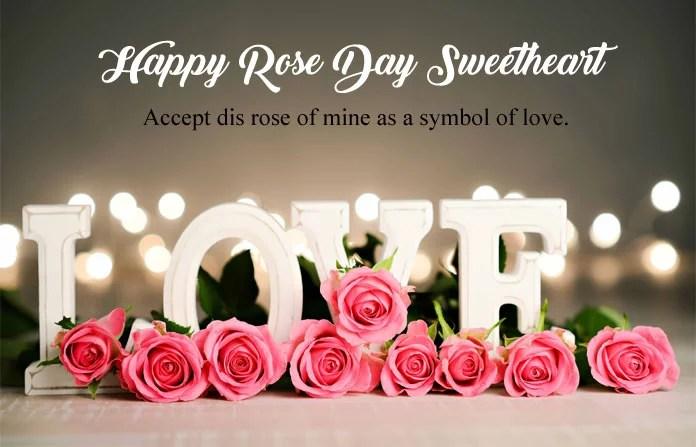 Happy Rose Day My Love