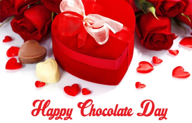 Happy Chocolate Day Images for Girlfriend Boyfriend