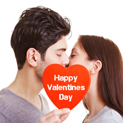 Valentine Kissing DP for Lovers