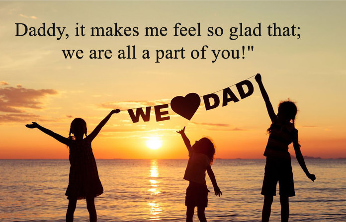 We Love You Dad Images