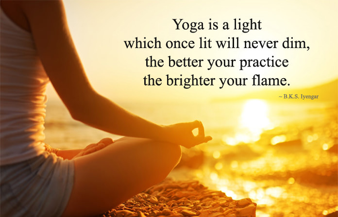 Happy Yoga Day Images In Hindi English