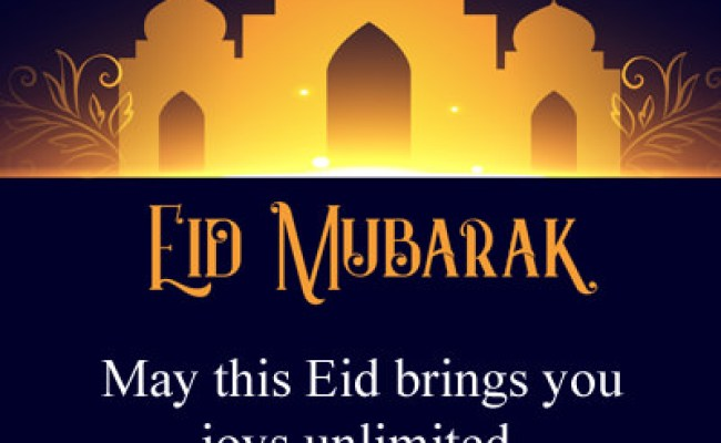 Happy Eid Wishes 2019 Images In Urdu And English Eid