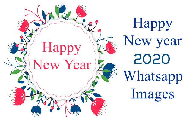 Happy New Year 2020 Whatsapp DP Images