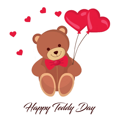 Happy Teddy Day - Teddy Day Quotes