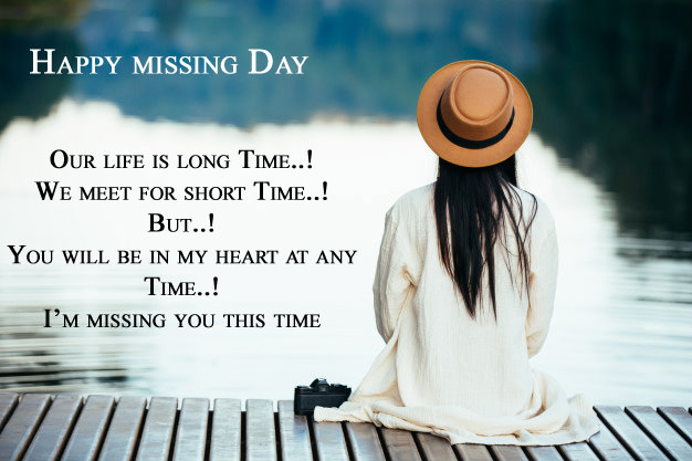 Missing Day Quotes
