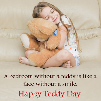 Teddy Day Wishes - Teddy Day Quotes