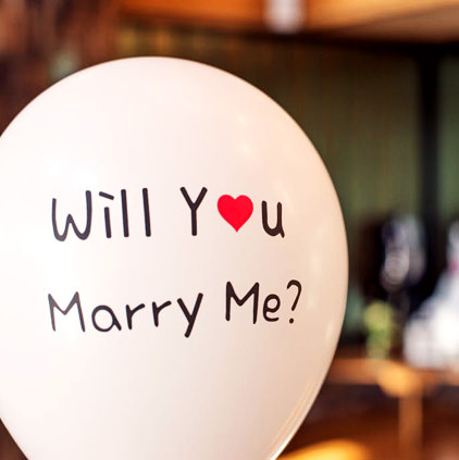 Will You Marry Me DP