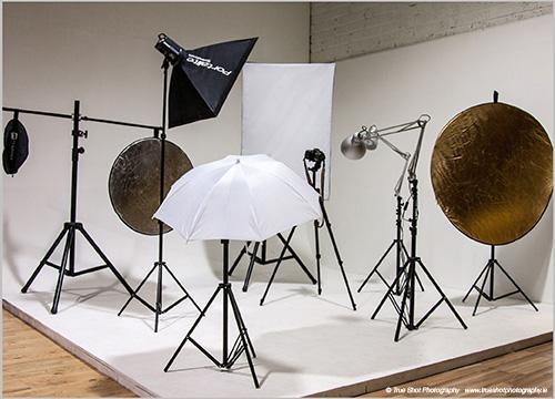 True Shot Photography studio 2
