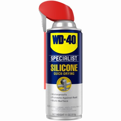 specialist water resistant silicone lubricant 11 oz
