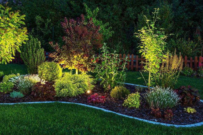 how to install landscape lighting diy