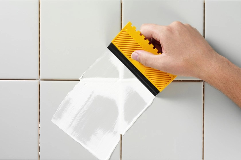 how to regrout bathroom tile 5 easy