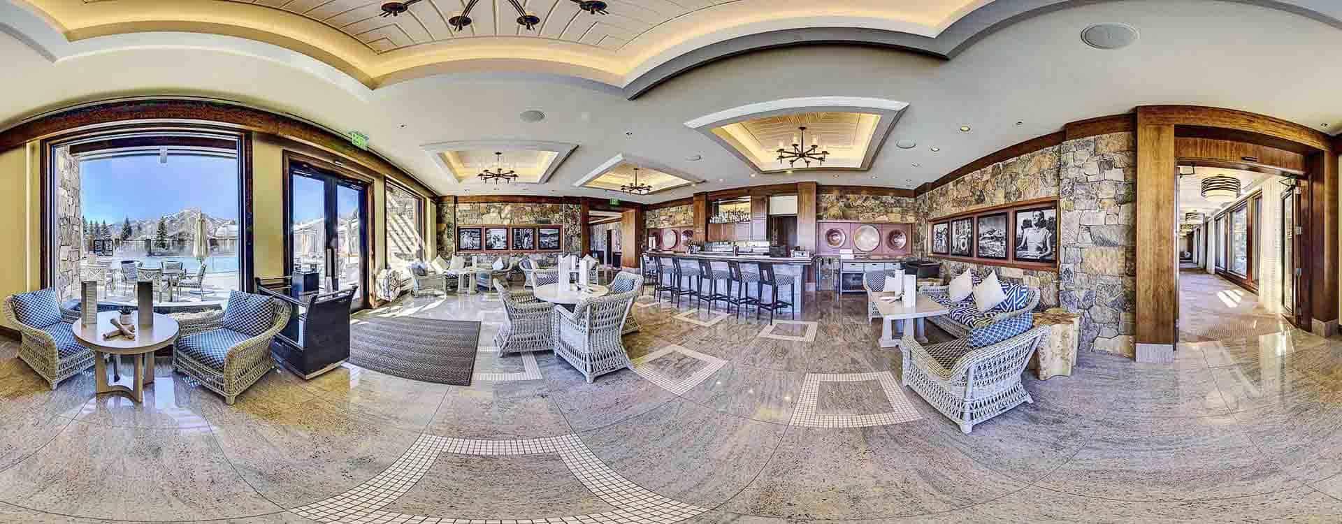 Google Virtual Tour Panorama Restaurant Cafe