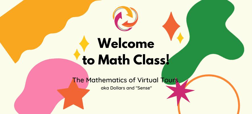 virtual tour math
