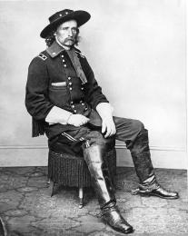 Image result for custer of the west