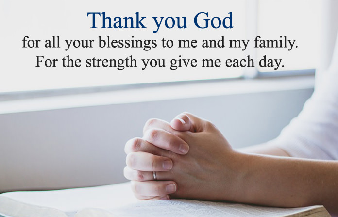 Thank You Messages to God on Birthday