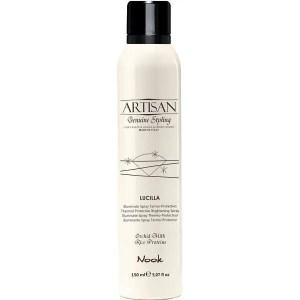 Nook Artisan Lucilla Thermal Protective Brightening Spray - Термозащитный спрей, придающий яркость