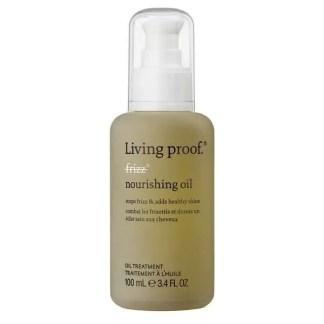 Living Proof No Frizz Nourishing Oil - Питательный комплекс масел без силиконов