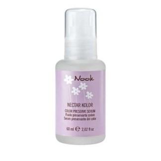 Nook Nectar Kolor Color Preserve Serum - Восстанавливающие жидкие кристаллы