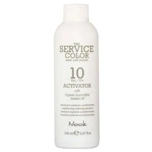 Nook The Service Color Conditioning Oxidizing Emulsion - Кондиционирующая окислительная эмульсия