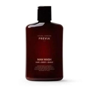 Previa Ванна для тела и волос 250мл