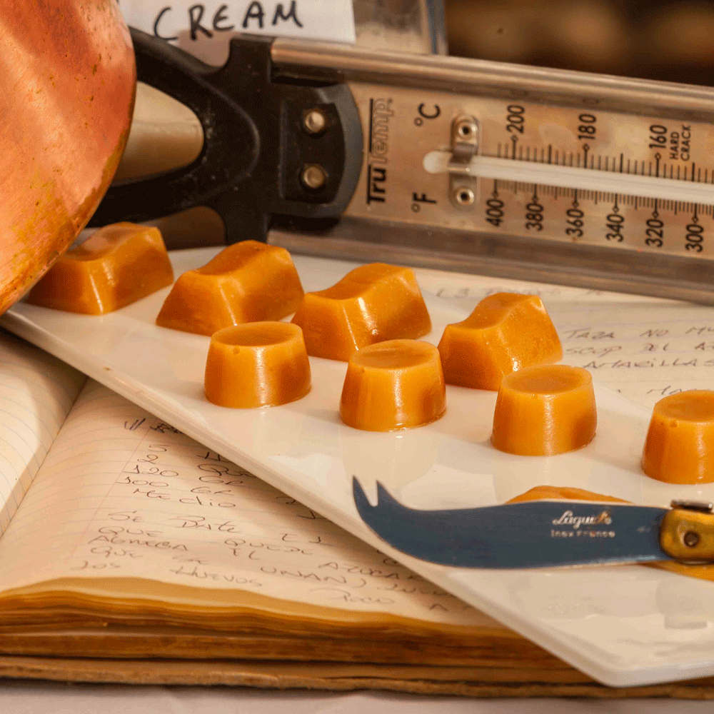 Oval Ganache Mold Truffly Made Chocolate Molds