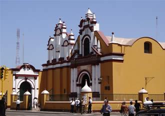 Iglesia de la Compañia de Jesùs