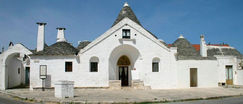 Trullo Sovrano  casa museo Alberobello
